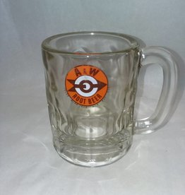 A&W Root Beer Short Mug, Pint, 1960's