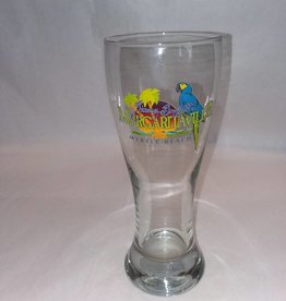 Margaritaville Souvenir Glass, 18 Ounce, 1990's