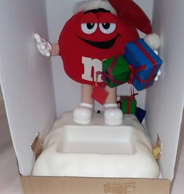 M&M Musical Candy Dish, Never Used, 18 Songs, 1999