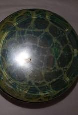 "Mdina Art Glass Vase, Malta, 5.5"" High, m.1970's"