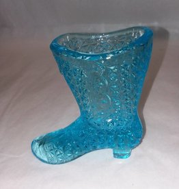 Fenton Lite Blue Diamond Mesh Unsigned Boot