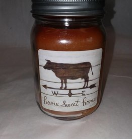 Grandma's Kitchen Candle, Home Sweet Home, 12 Oz.