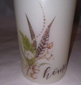 White Cotton Home-Vanilla Lasting Lite Sleeve