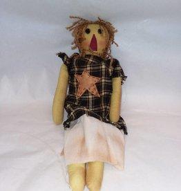 """Primitive Rag Doll, 16"""""""