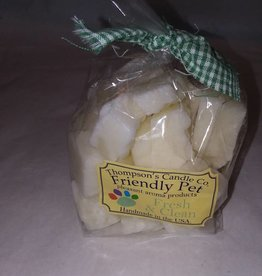 Thompson's Candle Company Fresh & Clean Friendly Pet Crumbles, 8 Oz. USA Made