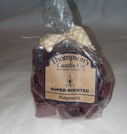 Thompson's Candle Company Potpourri Crumbles, 6 Oz., Made in USA