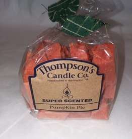 Thompson's Candle Company Pumpkin Pie Crumbles, 6 Oz., Made in USA