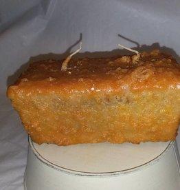 Warm Glow Warm Glow 2-Wick Loaf Candle Friendship Bread