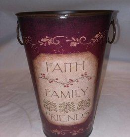 Planter, Faith/Family/Friends