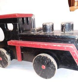 Grandad's Vermont Railroad, 4 Cars, 1953