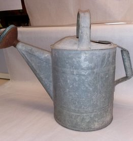Large Watering Can w/Sprayhead, 1940's
