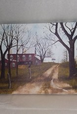 Old Dirt Road Canvas 8x10""