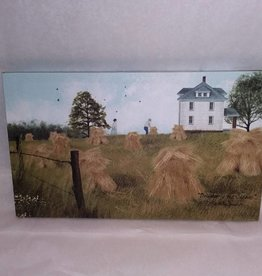 Bringing In the Sheaves canvas, 10x6