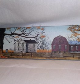 Harvest Time Canvas, 18x6""