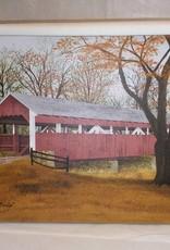 "Butternut Bridge Canvas, 16x12"""