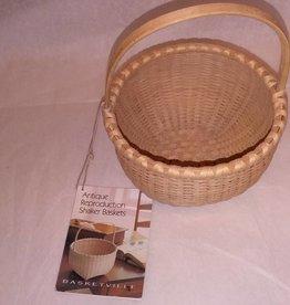 Sm. Shaker-type Basket