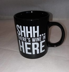 Wine In Here Coffee Mug