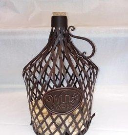 Wine Cork Cage Jug