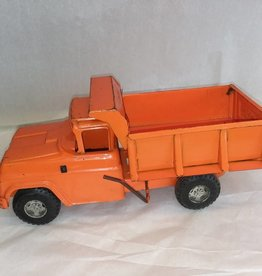 "Buddy L Highway Maintenance Dump Truck, c.1960, 13"" Long"