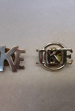 "IKE, Lapel pin, 1"", 1950's"