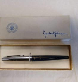 LBJ Presidential Pen, Unused, E. 1960's