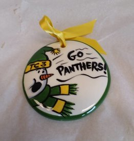 TC3 Panthers Ornament