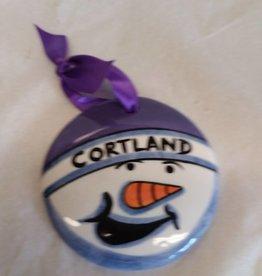 Cortland Ornament