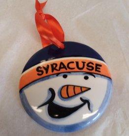 Syracuse Ornament