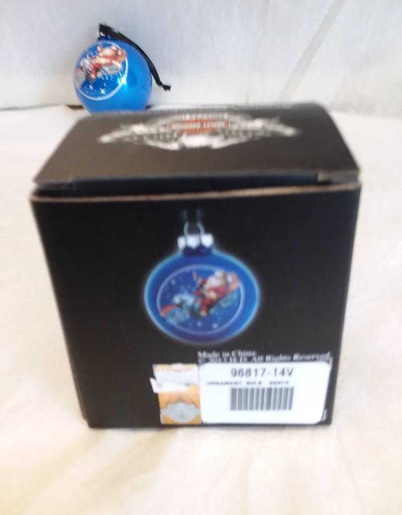 Harley Davidson Christmas Ornament, 2013