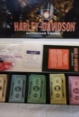 Harley Davidson Monopoly Game, Authorized Edition, 1997