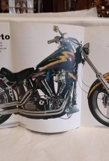 Harley Davidson Gatefold Book, 1997