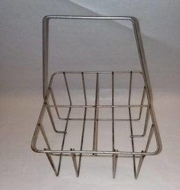 4 Compartment Quart Milk Bottle Carrier, c.1940's