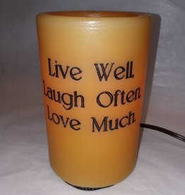 Live Laugh Love Lasting Lite