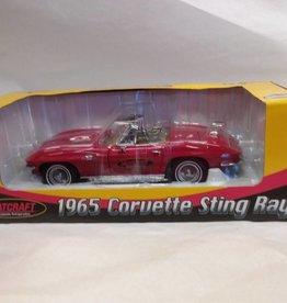 1965 Corvette Sting Ray, 1:24 Scale Replica, 2008