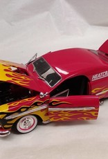 1950 Ford Custom Street Rod, 1:24 Scale Replica, 2003