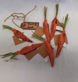 Bunny Food (Carrots), Pkg of 6