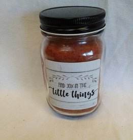 Little Things Country Breakfast Jar Candle, 12 oz.