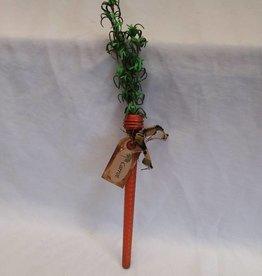 """Wooden Carrot, 14""""+/-"""