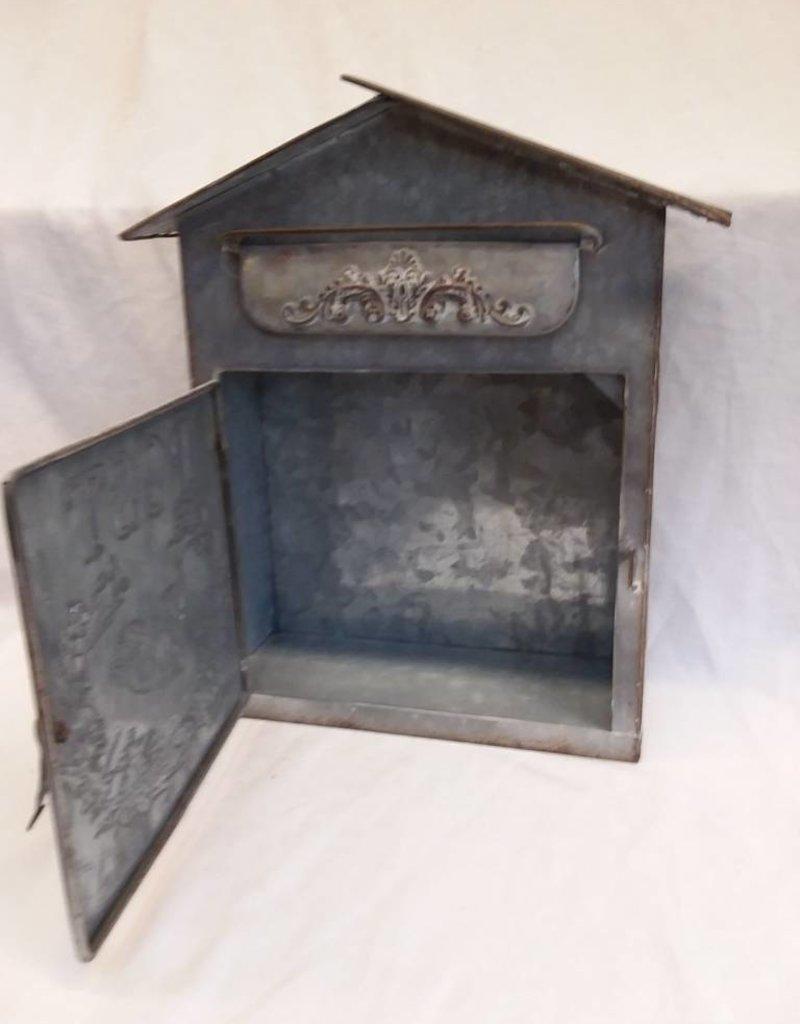 """Birdhouse Mailbox, 12.5""""x14.5""""x5"""""""