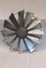 """Windmill Wall Decor, 16"""""""