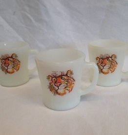 """Tiger in your tank"" Coffee Mug, L. 1960's"