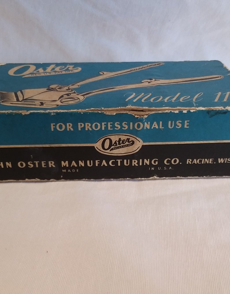 Oster Manual Hair Clipper, 1940's