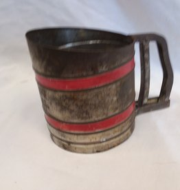 Sift-Chine Sifter, 6 Cup, 1940's-50's