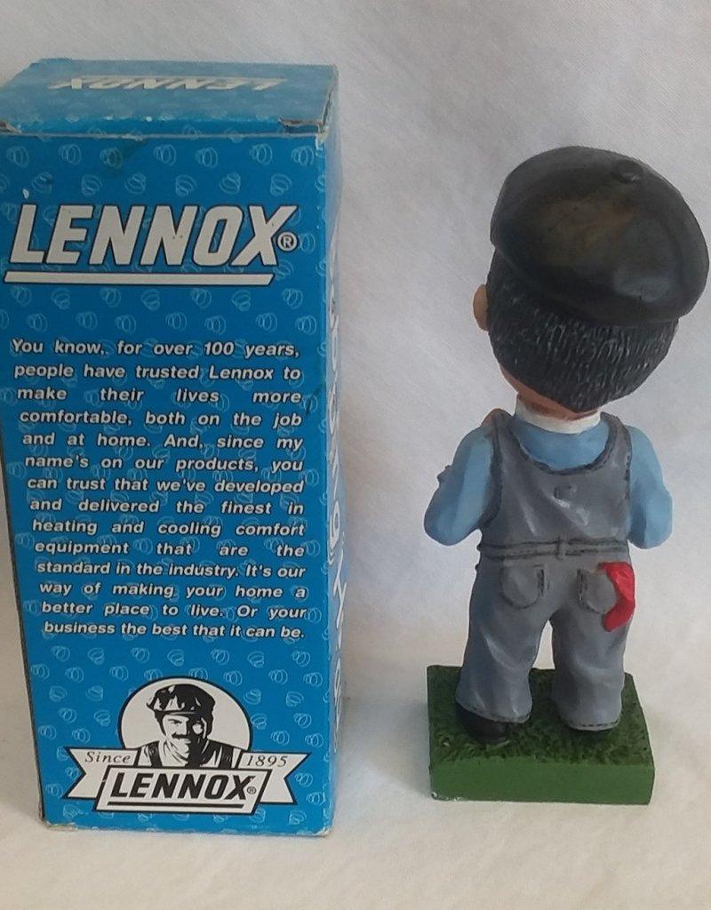 "Dave Lennox Bobbing Head, 8"", 2002"