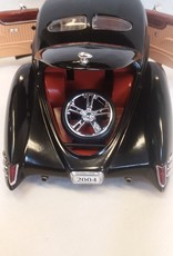 1937 Lincoln Zephyr Stree Rod, 1:24 Scale, 2004