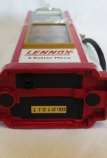"Wayne 60 Lennox Gas Pump Bank, 7"", 2003"