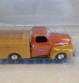 Weil-McLain 1951 Ford Service Truck, ERTL, 2005