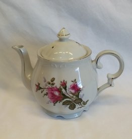 Music Box Teapot w/Cover, c.1970