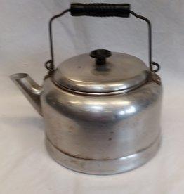 Comet Aluminum Teapot, 12 cup, c.1940