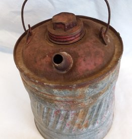 Kerosene Can, 1 Gallon, 1940's-50's